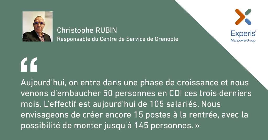 Verbatim Christophe Rubin